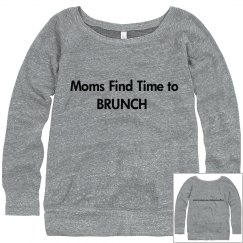 Moms Find Time to Brunch
