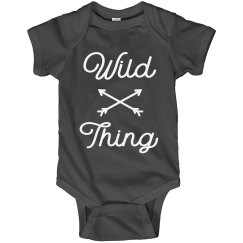 Wild Thing Infant Onesie