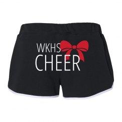 High School Cheer w/Bow