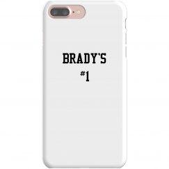 Brady Tutton Phone Case