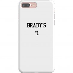 Brady Tutton Phone Case