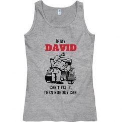 David can fix it!