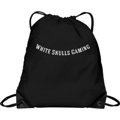 White Skulls Gaming Basic Sack
