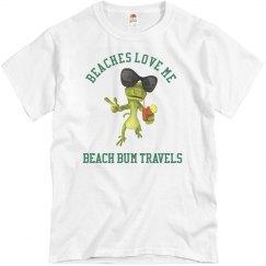 Beaches Love Me
