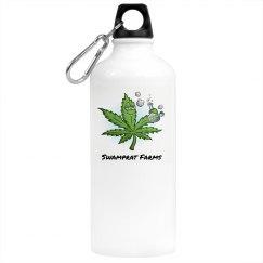 Swamprat Farms water bottle