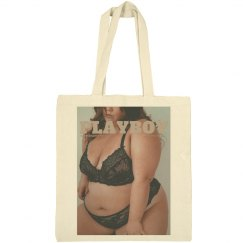 Natalie in the City Pin Up Tote
