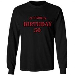 birthday #50