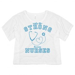Strength In Nurses