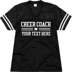 Cheer Coach Sporty Slub