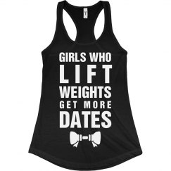 Girls Who Lift Weights Get Dates