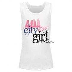 City Girl Youth Tank