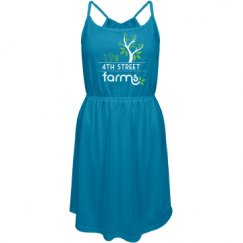 4th Street Farms Spaghetti Strap Dress
