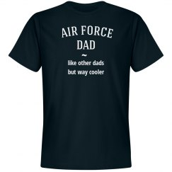 Air force dad way cooler