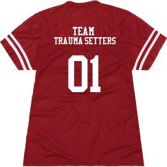 Team Trauma Setters Lady Jersey