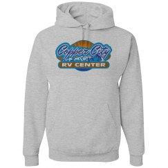 copper sweatshirt