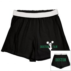 Boston cheer shorts