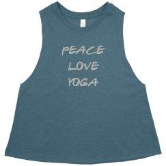Peace Love Yoga