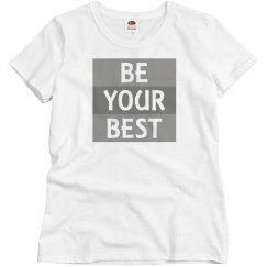 Two shades of gray - Be your best
