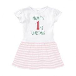 Infant Baby Rib Dress