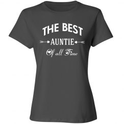 The best Auntie of all time