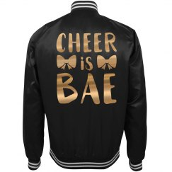 Metallic Cheer Is Bae Forever