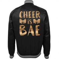 Metallic Cheer Is Bae Forever