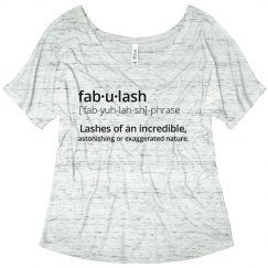 Fabulash Definition