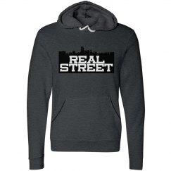 Unisex Canvas Fleece Real Street Hoodie