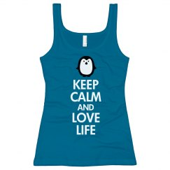 Keep Calm - love life