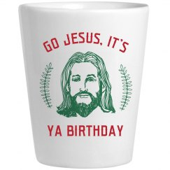 Partying With Jesus This Christmas