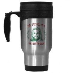 14oz Stainless Steel Travel Mug