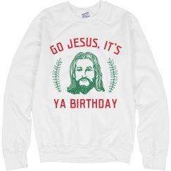 Let's Celebrate Jesus's Birthday