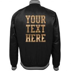 Custom Text Bomber