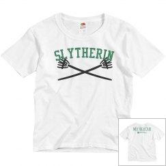 Slytherin mile high club