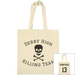 Derry High Pennywise Tote Bag