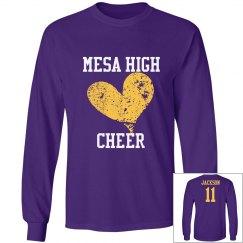 HEART MESA HIGH CHEER