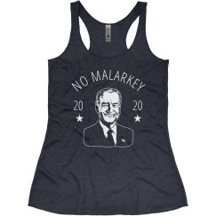 No Malarkey 2020 Joe Biden Election Tank