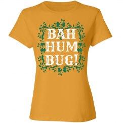Christmas Grump Bah Hum Bug