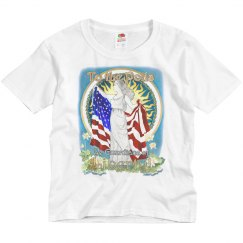 MOUSIE Liberty Tee Shirt- Youth