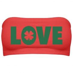 Irish Love Bandeau