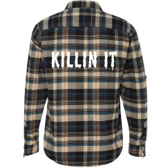 Killin' It Flannel