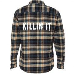 Killin' It Flannel
