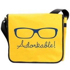 Adorkable School Bag