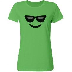 Sunglasses Emoji Costume