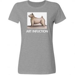 Art Infliction Womens T 2