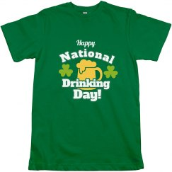 National Drinking Day