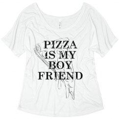 Pizza Is My Boyfriend