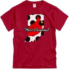 Unisex Tee shirt (Red)