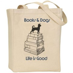 Books and Dogs