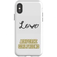 Love airforce girlfriend
